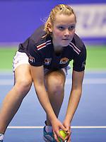 12-12-12, Rotterdam, Tennis, Masters 2012, Ballgirl