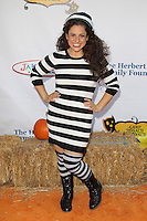 UNIVERSAL CITY, CA - OCTOBER 21:  Marissa Jaret Winokur at the Camp Ronald McDonald for Good Times 20th Annual Halloween Carnival at the Universal Studios Backlot on October 21, 2012 in Universal City, California. ©mpi28/MediaPunch Inc. /NortePhoto