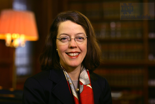 Law professor Mary Ellen O'Connell