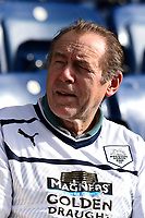 A Preston fan looks on<br /> <br /> Photographer Richard Martin-Roberts/CameraSport<br /> <br /> The EFL Sky Bet Championship - Preston North End v Wigan Athletic - Saturday 6th October 2018 - Deepdale Stadium - Preston<br /> <br /> World Copyright &not;&copy; 2018 CameraSport. All rights reserved. 43 Linden Ave. Countesthorpe. Leicester. England. LE8 5PG - Tel: +44 (0) 116 277 4147 - admin@camerasport.com - www.camerasport.com