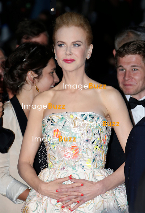CPE/Nicole Kidman attends the Opening Ceremony and 'The Great Gatsby' Premiere during the 66th Annual Cannes Film Festival at the Theatre Lumiere on May 15, 2013 in Cannes, France.