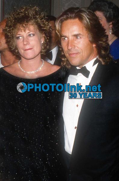 Melanie Griffith and Don Johnson Undated<br /> Photo By John Barrett/PHOTOlink