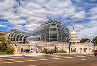 US Botanic Garden Washington DC