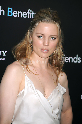 "Melissa George at the New york Premiere of ""Friends With Benefits"" held at the Ziegfeld Theater on July 18, 2011. Credit: Dennis Van Tine/MediaPunch"