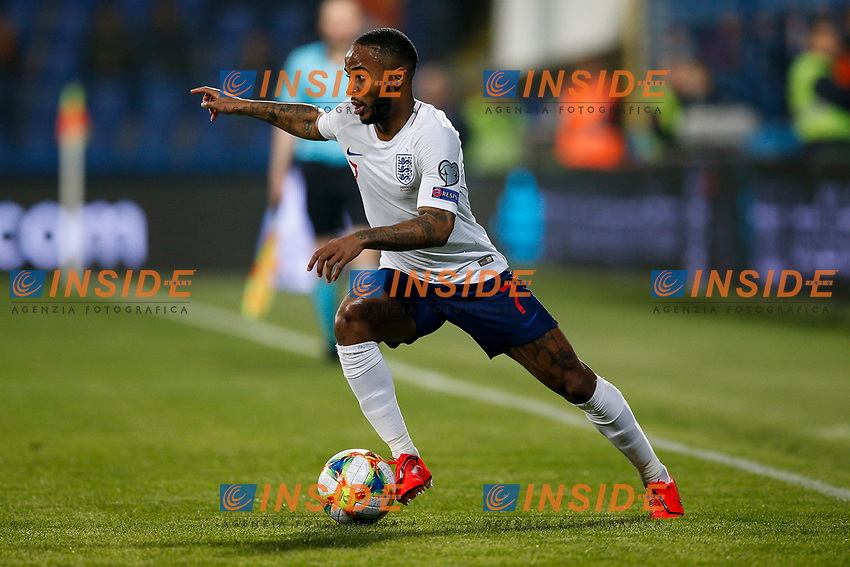 Raheem Sterling of England  <br /> Podgorica 25-3-2019 <br /> Football Euro2020 Qualification Montenegro - England <br /> Foto Daniel Chesterton / PHC / Insidefoto <br /> ITALY ONLY