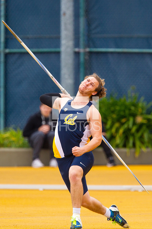 Berkeley, CA - March 4, 2017: Cal Invitational at Edwards Stadium.