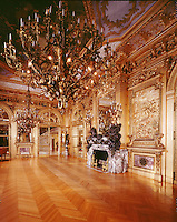 Ballroom at Marble House, Newport, RI