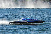 "Final heat: Brandon Kennedy, GP-25 ""Miss KOMA Unwind"" (Grand Prix Hydroplane(s)"