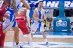 Gipuzkoa Basket Dani Perez during Liga Endesa match between San Pablo Burgos and Gipuzkoa Basket at Coliseum Burgos in Burgos, Spain. December 30, 2017. (ALTERPHOTOS/Borja B.Hojas)