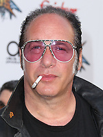 LOS ANGELES, CA, USA - APRIL 23: Andrew Dice Clay at the 2014 Revolver Golden Gods Award Show held at Club Nokia on April 23, 2014 in Los Angeles, California, United States. (Photo by Xavier Collin/Celebrity Monitor)