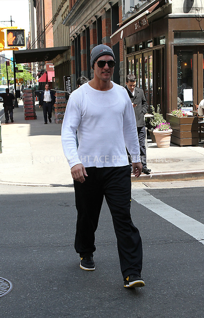 WWW.ACEPIXS.COM . . . . .  ....April 25 2012, New York City....Actor Matthew McConaughey walks in Tribeca on April 25 2012 in New York City....Please byline: Zelig Shaul - ACE PICTURES.... *** ***..Ace Pictures, Inc:  ..Philip Vaughan (212) 243-8787 or (646) 769 0430..e-mail: info@acepixs.com..web: http://www.acepixs.com