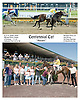 Centennial Cat winning at Delaware Park on 8/12/06