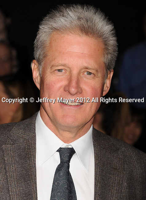 LOS ANGELES, CA - FEBRUARY 22: Bruce Boxleitner attends the 'John Carter' Los Angeles premiere held at the Regal Cinemas L.A. Live on February 22, 2012 in Los Angeles, California.