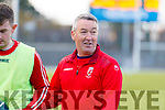 East Kerry Manager Jerry O'Sullivanafter the Semi finals of the Kerry Senior GAA Football Championship between East Kerry and Saint Brendans at Fitzgerald Stadium on Sunday.