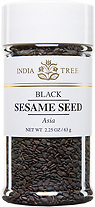30612 Black Sesame Seed, Small Jar 2.25 oz