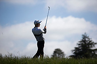 Bradley Doherty during the New Zealand Amateur Golf Championship at Russley Golf Course, Christchurch, New Zealand. Wednesday 1 November 2017. Photo: www.bwmedia.co.nz