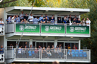 A general view of the hospitality boxes. Heineken Champions Cup match, between Bath Rugby and Stade Toulousain on October 13, 2018 at the Recreation Ground in Bath, England. Photo by: Patrick Khachfe / Onside Images