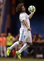 Real Madrid's Marcelo Vieira during La Liga match. August 20,2017.  *** Local Caption *** © pixathlon