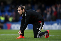Daley Blind of Manchester United during Chelsea vs Manchester United, Premier League Football at Stamford Bridge on 5th November 2017