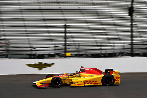 12-14 May, 2016, Indianapolis, Indiana, USA<br /> Ryan Hunter-Reay<br /> ©2016, Scott R LePage <br /> LAT Photo USA