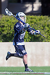 Los Angeles, CA 03/12/16 - Nick Williams (Utah State #98) in action during the Utah State vs Loyola Marymount MCLA Men's Division I game at Leavey Field at LMU.  Utah State defeated LMU 17-4.