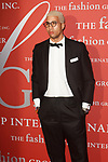 Miles Chamley-Watson, Olympic Fencer arrives at The Fashion Group International's Night of Stars 2017 gala at Cipriani Wall Street on October 26, 2017.