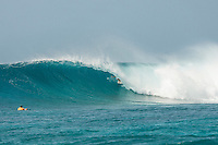Four Seasons, Maldives (Tuesday, July 14, 2015) The swell was out of the south east today with waves in the 3'-5' range.  There was a surf sessions at Sultans which had clean faces due to the SW winds wrapping around the island.  Photo: joliphotos.com