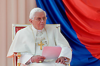 Pope Benedict XVI in the Czech Republic (Prague, Czech Republic)