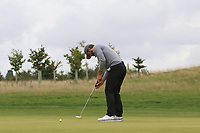 James Heath (ENG) on the 2nd green during Round 1 of the Bridgestone Challenge 2017 at the Luton Hoo Hotel Golf &amp; Spa, Luton, Bedfordshire, England. 07/09/2017<br /> Picture: Golffile | Thos Caffrey<br /> <br /> <br /> All photo usage must carry mandatory copyright credit     (&copy; Golffile | Thos Caffrey)