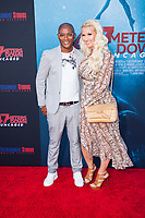 Los Angeles, CA - AUGUST 13th: <br /> Tommy Davidson attends the 47 Meters Down: Uncaged premiere at the Regency Village Theater on August 13th 2019. Credit: Tony Forte/MediaPunch