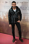 "Antonio Velazquez attends to the premiere of the film ""Lo que de verdad importa"" in Madrid, Spain. February 15, 2017. (ALTERPHOTOS/BorjaB.Hojas)"