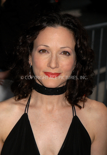 New York Premiere of Le Divorce. Pictured: Bebe Neuwirth. New York, August 5, 2003. Please byline: NY Photo Press.   ..*PAY-PER-USE*      ....NY Photo Press:  ..phone (646) 267-6913;   ..e-mail: info@nyphotopress.com