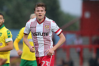 James Ferry of Stevenage during Stevenage vs Norwich City, Friendly Match Football at the Lamex Stadium on 11th July 2017