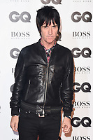 LONDON, UK. September 05, 2018: Johnny Marr at the GQ Men of the Year Awards 2018 at the Tate Modern, London