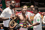 Matthew Chanda vs Duke Micah 12x3 - Vacant Commonwealth Bantamweight Title Contest