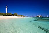 Phare Amédée, îlot au large de Nouméa