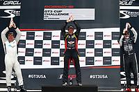 2017 Porsche GT3 Cup USA<br /> Sebring International Raceway, Sebring, FL USA<br /> Friday 17 March 2017<br /> GT3 Cup USA, Race 2, Platinum  Masters Cup<br /> World Copyright: Jake Galstad/LAT Images<br /> ref: Digital Image lat-galstad-SIR-0317-14699