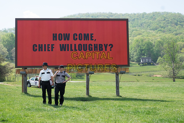 Three Billboards Outside Ebbing, Missouri (2017)<br /> *Filmstill - Editorial Use Only*<br /> CAP/KFS<br /> Image supplied by Capital Pictures