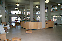 1997 April ..Redevelopment.Tidewater Community College..MARTIN BUILDING.INTERIOR VIEW.COMPLETE.LOOKING FROM LEFT FRONT TO REAR..NEG#.NRHA#..