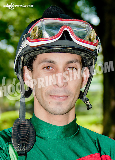 Erasmo Martinez at Delaware Park on 6/20/13