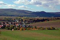 Deutschland, Niedersachsen, Timmenrode am Vorharz