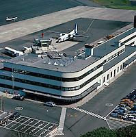 Juni 1985. Luchthaven Deurne.