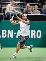 14-02-13, Tennis, Rotterdam, ABNAMROWTT,    Marcos Baghdatis