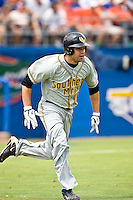 June 06, 2009:  NCAA Super Regional: Florida Gators vs Southern Miss Golden Eagles:    Southern Miss RF Tyler Koelling (11) during game one of Super Regional action at Alfred A. McKethan Stadium on the campus of University of Florida in Gainesville.   Southern Miss defeated Florida 9-7 to take a 1-0 lead in the series............