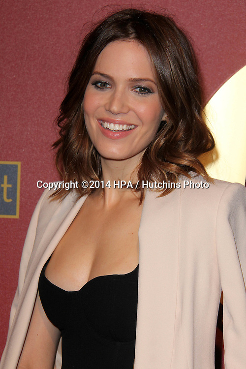 LOS ANGELES - MAR 1:  Mandy Moore at the QVC 5th Annual Red Carpet Style Event at the Four Seasons Hotel on March 1, 2014 in Beverly Hills, CA