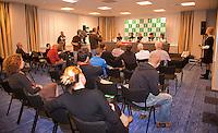 16-9-09, Netherlands,  Maastricht, Tennis, Daviscup Netherlands-France, Persconferentie Franse team,