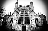 FEB 3 Windsor Castle and St Georges Chapel