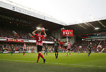 Enda Stevens of Sheffield Utd during the Premier League match at Bramall Lane, Sheffield. Picture date: 7th March 2020. Picture credit should read: Alistair Langham/Sportimage
