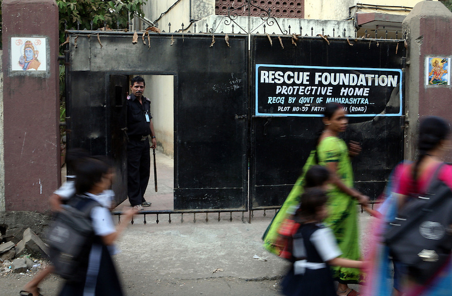 The Rescue Foundation, a non-governmental organization founded to rescue young girls from brothels in and around Mumbai, India, houses over 50 rescued girls at a time. Most are under the age of 18 and some of them are Devadasis.  Many of the girls suffer from some form of post-traumatic stress syndrome.  One girl doesn't speak while another tried to commit suicide by setting herself on fire while still at a brothel.  .