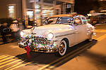 Annual Sutter Creek Parade of Lights founded by community member Toni Linde. The annual parade packs the town and is very colorful with each parade entry colorfully lighted with LED lighting.